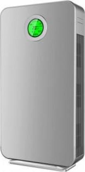 Purificator de aer Nevoox LF UVC 2020 filtre HEPA si UV de la Hoba Ecologic Air System Srl
