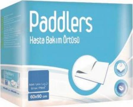 Aleze, Protectii pentru pat, Paddlers, 90cm x 60 cm, 30 buc