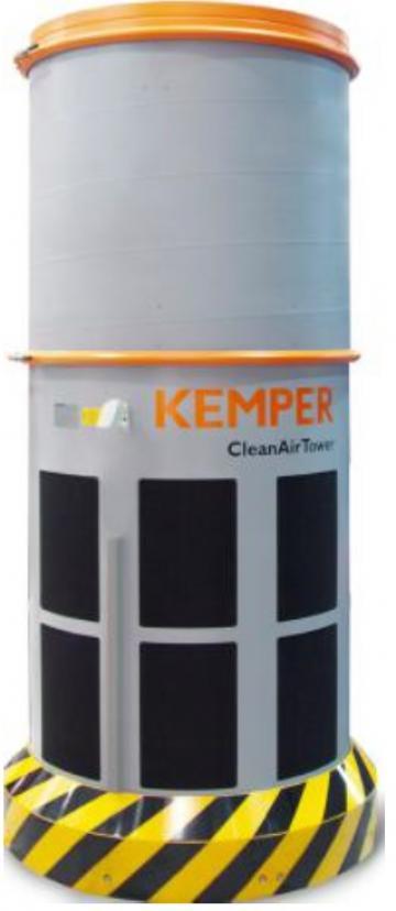 Sistem ventilatie Kemper CleanAirTower SF 9000 de la Furitech Srl