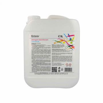 Detergent dezinfectant concentrat Klintensiv - 5 litri de la DISTRIMED LAB SRL