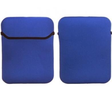Husa neopren albastra/neagra pentru iPad/tableta de la Color Data Srl