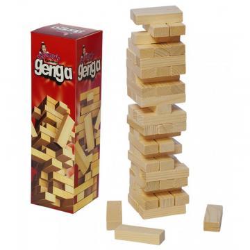 Joc educativ din lemn Gengacub klemys de la Ady Comprod Srl