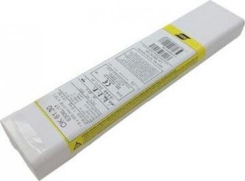 Electrozi inox Esab OK 61.30, 2.5 x 300mm, 1,5 kg/pachet