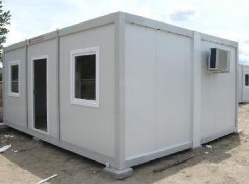 Container birou de la Valtro Intern Distribution