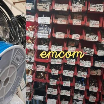 Sertizari furtun termoplastic DN 5 de la Emcom Invest Serv Srl