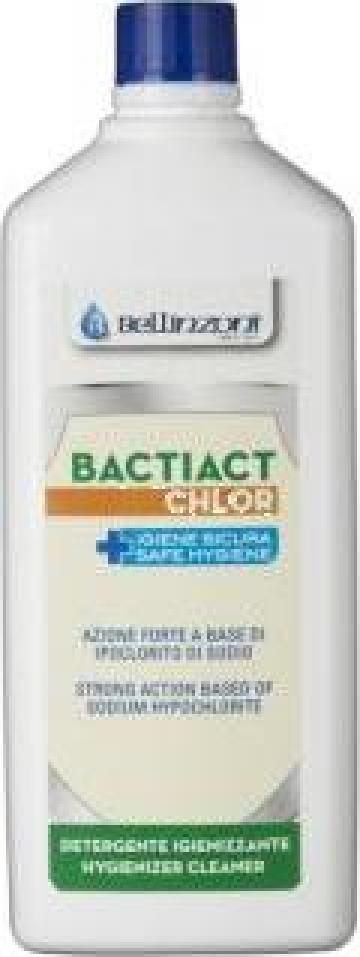 Igienizant profesional extra forte Bactiact Chlor