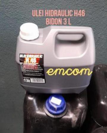 Ulei hidraulic H46 3 litri de la Emcom Invest Serv Srl
