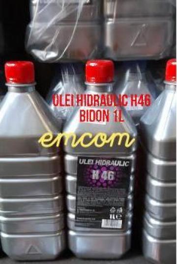 Ulei hidraulic piese auto H46 1 litru de la Emcom Invest Serv Srl