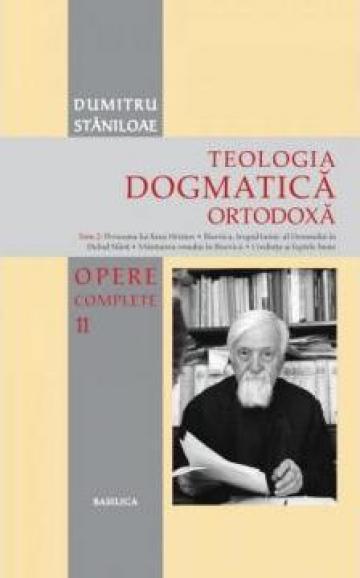 Carte, Teologia Dogmatica Ortodoxa Pr.Staniloae Tom.2 de la Candela Criscom Srl.