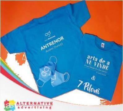 Tricouri personalizate de la Alternative Advertising