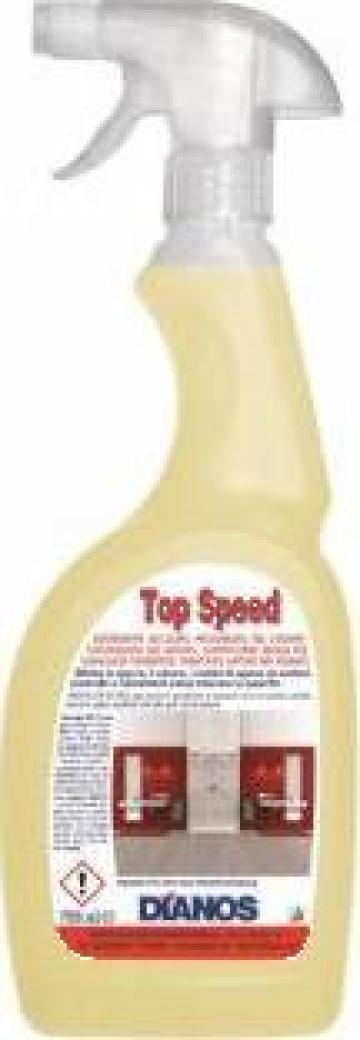 Detergent profesional alcalin Top Speed de la Maer Tools