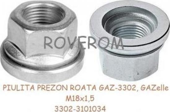 Piulita prezon roata GAZ-3302, GAZelle, M18x1,5
