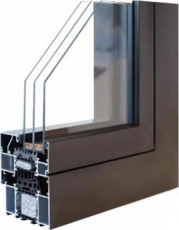 Tamplarie usi ferestre din aluminiu