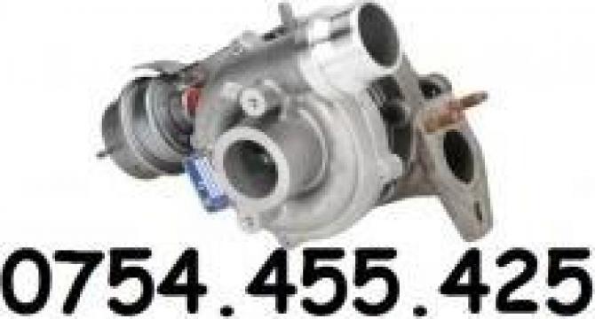 Reconditionare turbosuflanta Nissan de la Reparatii Turbosuflante