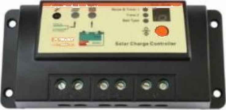 Incarcator solar LS2024R 12-24V 20A de la Nedavi Com Srl