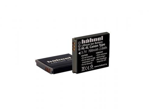 Acumulator Hahnel HL-4L Canon NB-4L 700mAh de la Color Data Srl