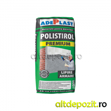 Adeziv polistiren Polistirol Premium de la Altdepozit Srl