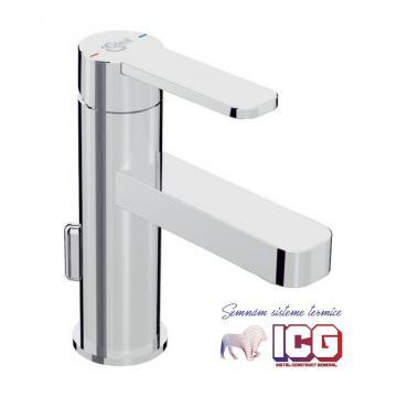 Baterie lavoar Ideal Standard Gio cu ventil si sistem Pop-up de la ICG Center