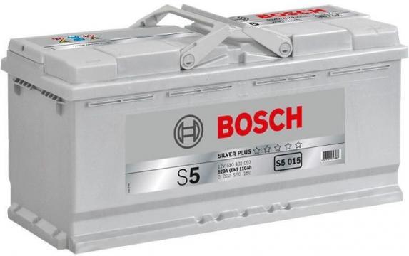 Baterie auto Bosch S5 110 Ah de la Drill Rock Tools