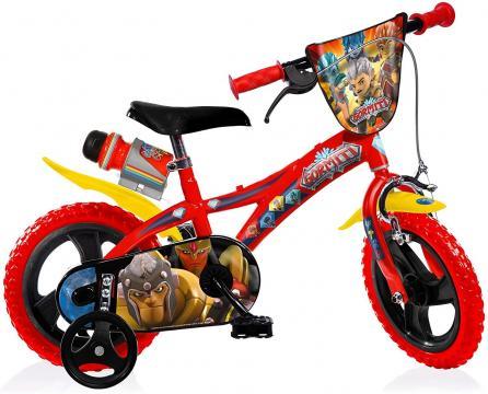 Bicicleta copii 12'' - Gormiti de la A&P Collections Online Srl-d
