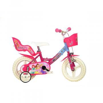 Bicicleta copii 12'' Princess de la A&P Collections Online Srl-d