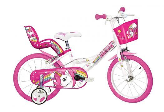 Bicicleta copii 14'' - Unicorn