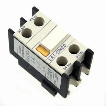Bloc contacte auxiliare 2NO Comtec LA1-DN20