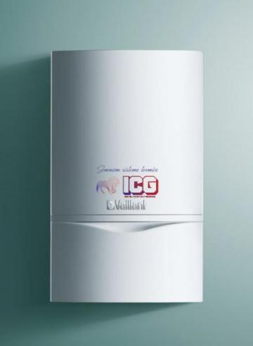 Centrala termica Vaillant ecoTec Plus VU 486/5-5 de la ICG Center