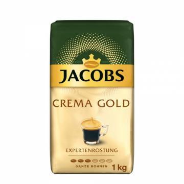 Cafea boabe Jacobs Crema Gold Expertenrostung 1 kg de la Activ SDA SRL