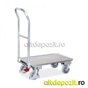 Carucior pliabil aluminiu K605942
