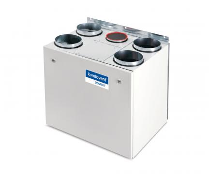 Centrala ventilatie Komfovent Domekt R400V de la Altecovent Srl