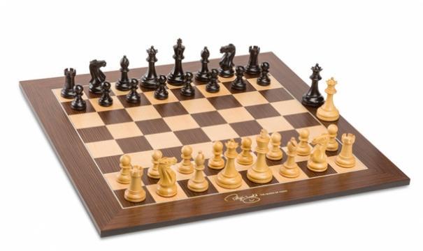 Set sah Combo Polgar Deluxe de la Chess Events Srl