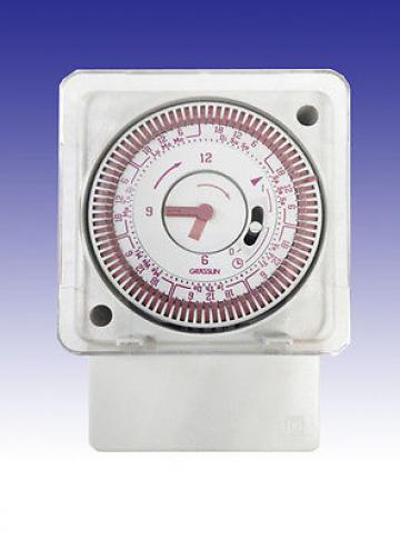 Comutator de timp timer Grasslin 72A de la Kalva Solutions Srl
