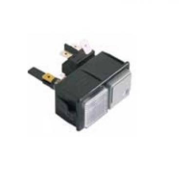 Comutator intrerupator combinatie blocare 28.5x52.6mm de la Kalva Solutions Srl