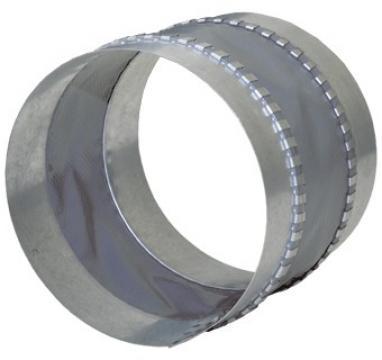 Conector flexibil pentru tuburi VVG 500 de la Ventdepot Srl