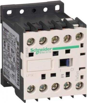 Contactor 4kW, 110VDC, 4NO de la Kalva Solutions Srl