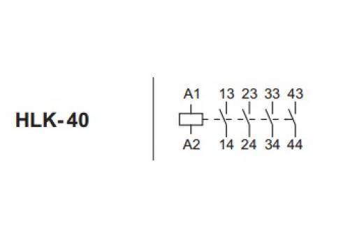 Contactor 4kW, 24V 50/60H de la Kalva Solutions Srl