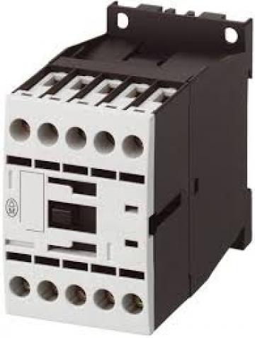 Contactor 4kW/400V, 230/240V 50/60Hz Eaton de la Kalva Solutions Srl