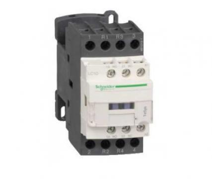 Contactor 7.5kW, 230V 50/60Hz, 4 poli