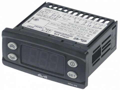 Controller electronic -55 ... +150*C, 230VAC