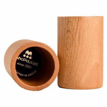 Cupa lemn pentru zaruri - 2 bucati de la Chess Events Srl