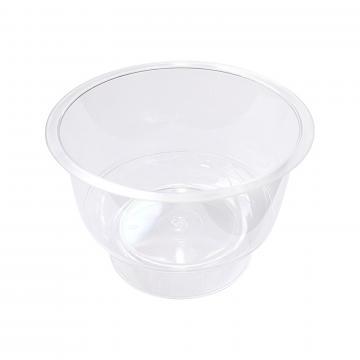 Cupa pentru desert din plastic rotunda de la GM Proffequip Srl