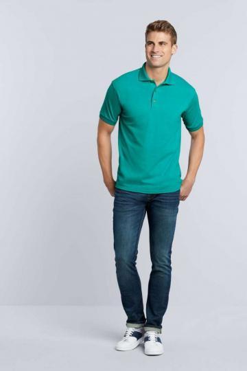 Tricou barbati Dryblend Adult Jersey Polo de la Top Labels