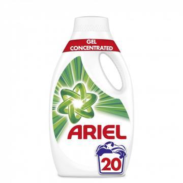 Detergent lichid Ariel Mountain Spring 1,1L - 20 de spalari de la Pepita.ro