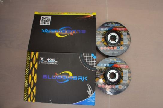 Disc de polizare 125x6.0x22 de la Tehnic Depo Srl