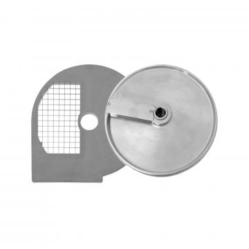Disc pereche pentru taiat cuburi