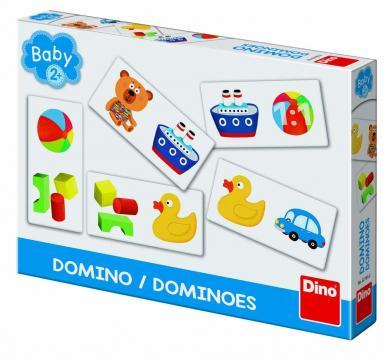 Joc Domino - Primele mele jucarii de la A&P Collections Online Srl-d