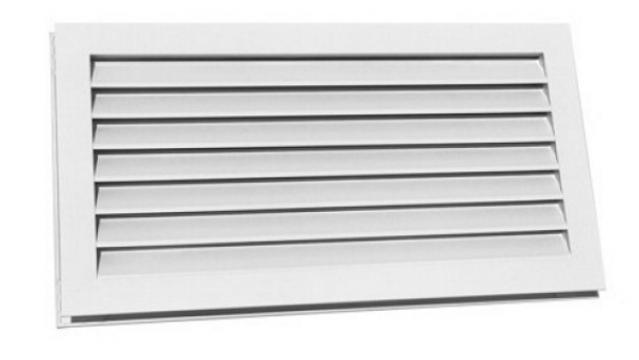 Grila usa Door transfer grid TR 500x100mm
