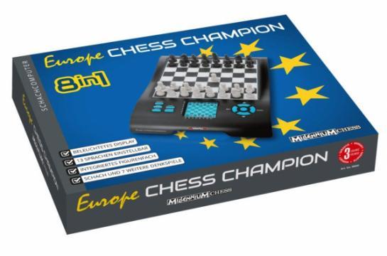 Computer de sah Europe Chess Champion de la Chess Events Srl