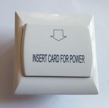 Economizor electricitate cu cartele IC de la Lax Tek